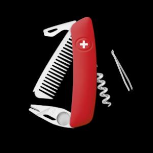 SWIZA Swiss Knife SWIZA CO03TT Red - KCO.0070.1000