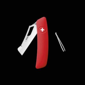 SWIZA Swiss Knife SWIZA GS00 Red - KGS.0900.1000