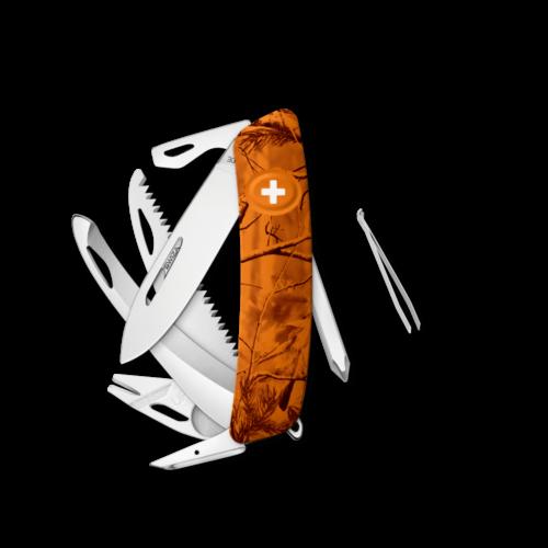 SWIZA Swiss Knife SWIZA HU10R-TT Orange - KHU.0220.2160