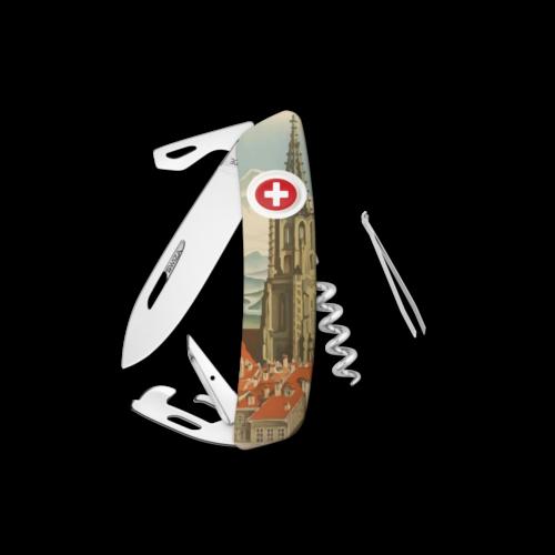 SWIZA Swiss Knife SWIZA D03 BERN White - KNB.0030.BE19