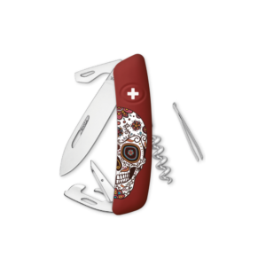SWIZA Swiss Knife  Red - KNB.0030.H012