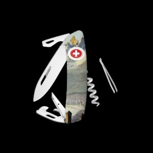SWIZA Swiss Knife SWIZA D03 LUZERN White - KNB.0030.LU19