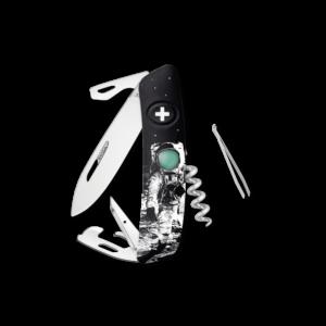 SWIZA Swiss Knife SWIZA D03 MOONWALK Black - KNB.0030.MW50