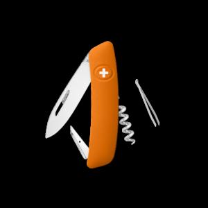 SWIZA Swiss Knife SWIZA D01 Black - KNI.0010.6510