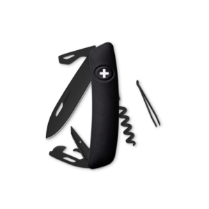 SWIZA Swiss Knife SWIZA D03 AB Black - KNI.0033.1010