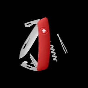 SWIZA Swiss Knife SWIZA D03 AM Carbon - KNI.0036.4000