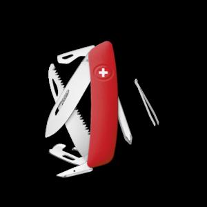 SWIZA Swiss Knife SWIZA D06 Red - KNI.0060.1000