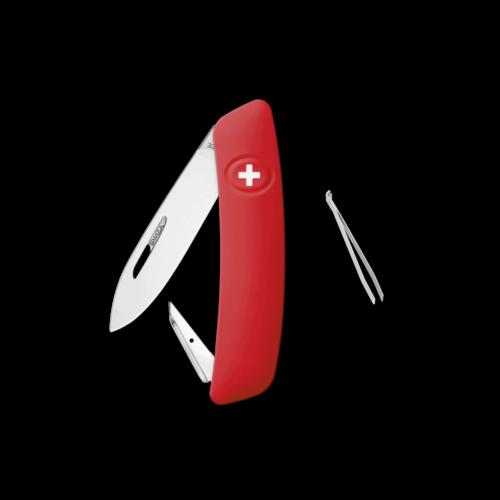 SWIZA Swiss Knife SWIZA D00 Red - KNI.0900.1000