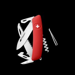 SWIZA Swiss Knife SWIZA D05R Red - KNR.0050.1000