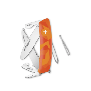SWIZA Swiss Knife  Orange - KNR.0061.2070