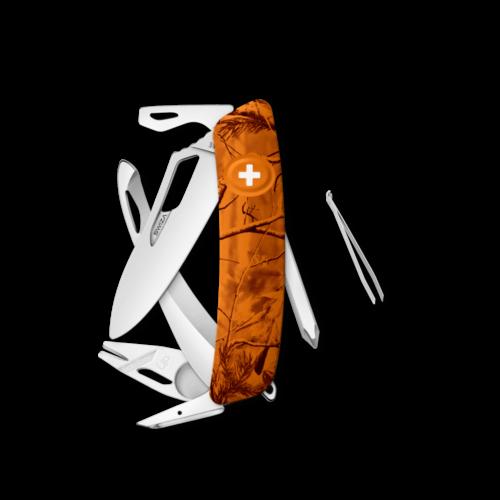 SWIZA Swiss Knife SWIZA SH06R-HUTT Orange - KSH.0200.2160