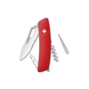 SWIZA Swiss Knife SWIZA SH01TR Red - KST.0010.1000