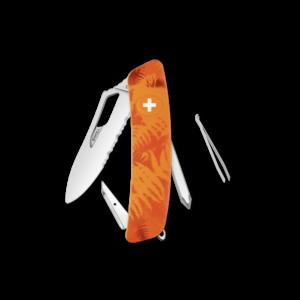 SWIZA Swiss Knife SWIZA SH02TR Orange - KST.0020.2060