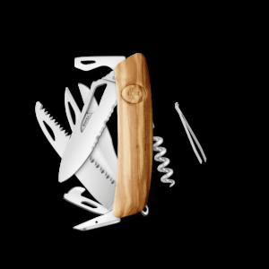 SWIZA Swiss Knife SWIZA SH09TR Olive tree - KST.0130.6310