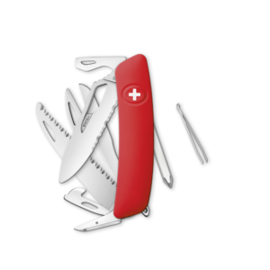 SWIZA Swiss Knife SWIZA SH10TR Red - KST.0140.1000